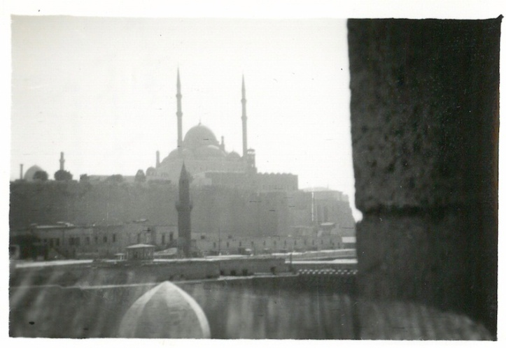 Citadel taken from Blue Mosque
