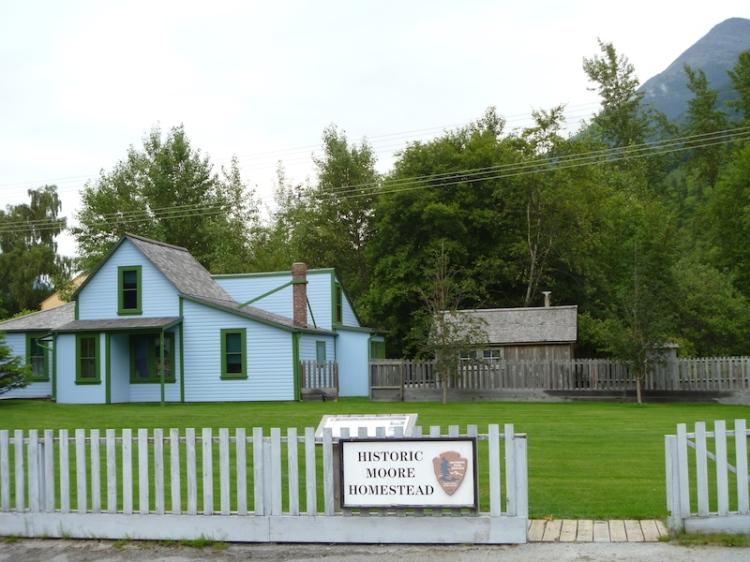 Moore Homestead