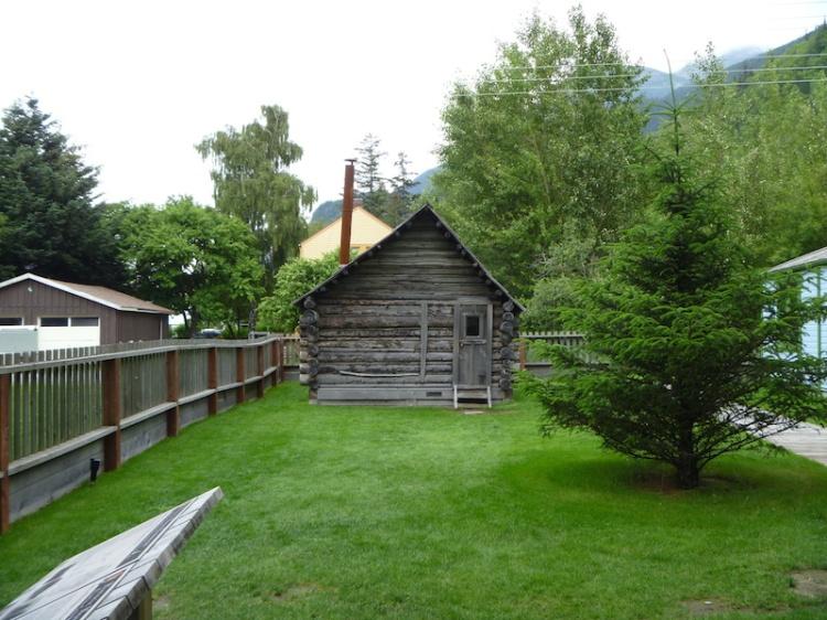 Moore Homestead Cabin