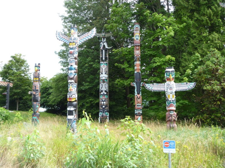 Totems in the totem park
