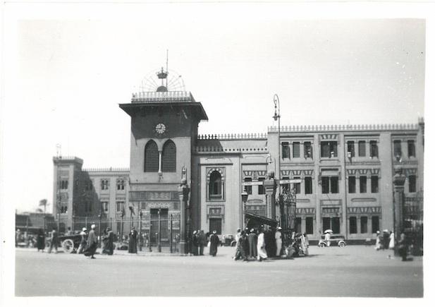 Cairo Railway Station