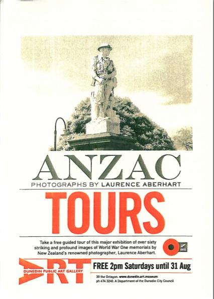 Anzac by Laurence Aberhart - Dunedin Public Art Gallery
