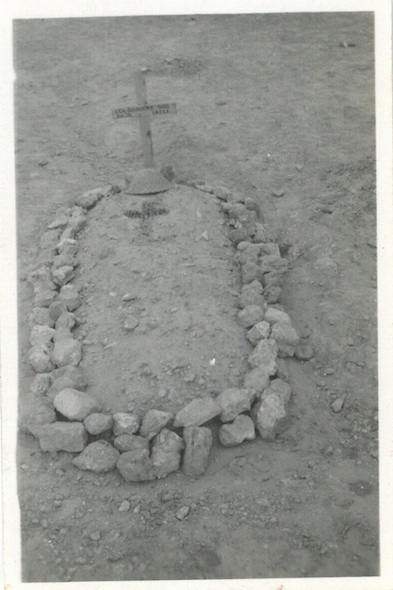 Keith's Grave 1