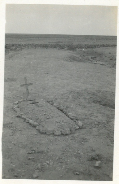 Keith's Grave 2