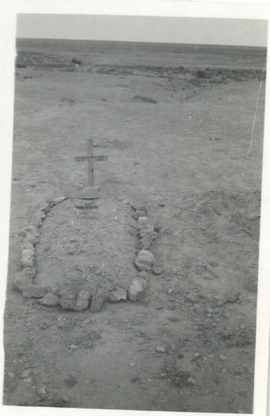 Keith's Grave 3