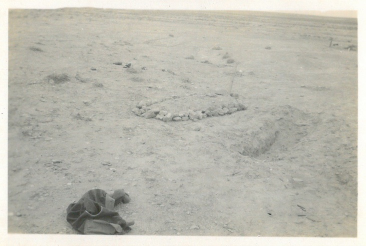 Keith's Grave 4