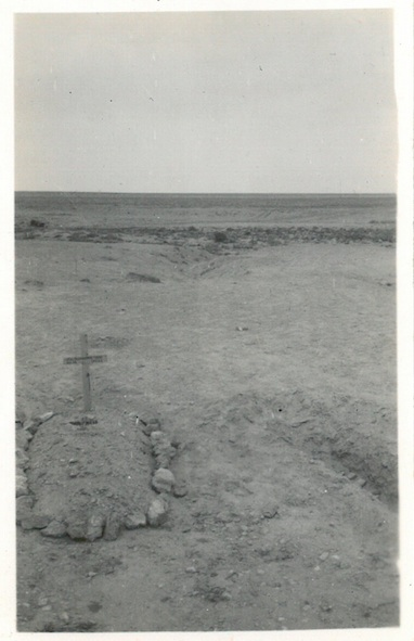 Keith's Grave 6