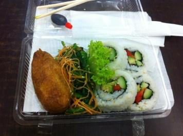 Savoury Japan - Vegetarian Selection
