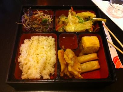Tokyo Garden - Vegetarian Bento