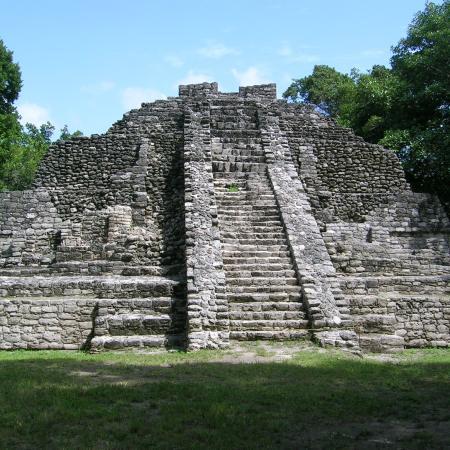 Chacchoben Mayan Ruins