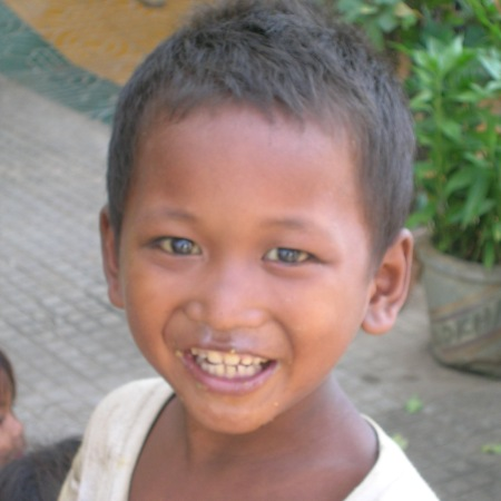 Cambodian Street Kids