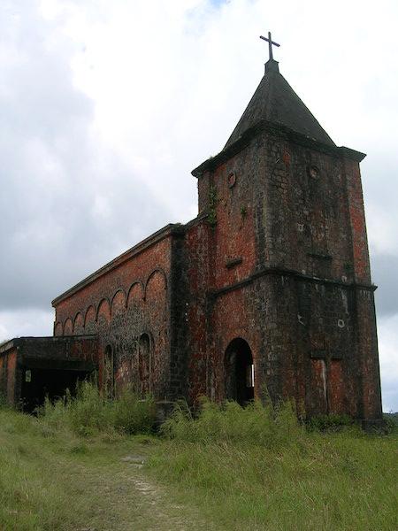 Bokor Hill Station