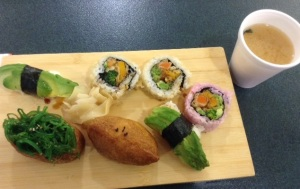 Hikari Sushi - Vegetarian Selection