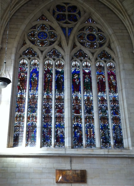 World War 1 Commemorative Window