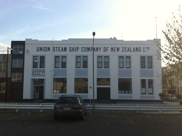 Union Stream Ship Company of New Zealand Ltd
