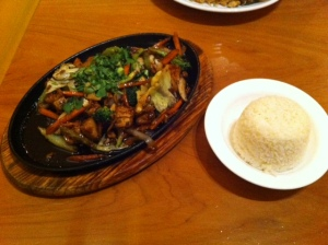 Thai Hanoi - Black Pepper Stirfry with Tofu