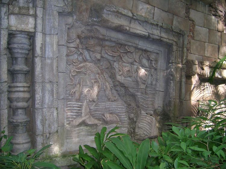 Wall Carving 2
