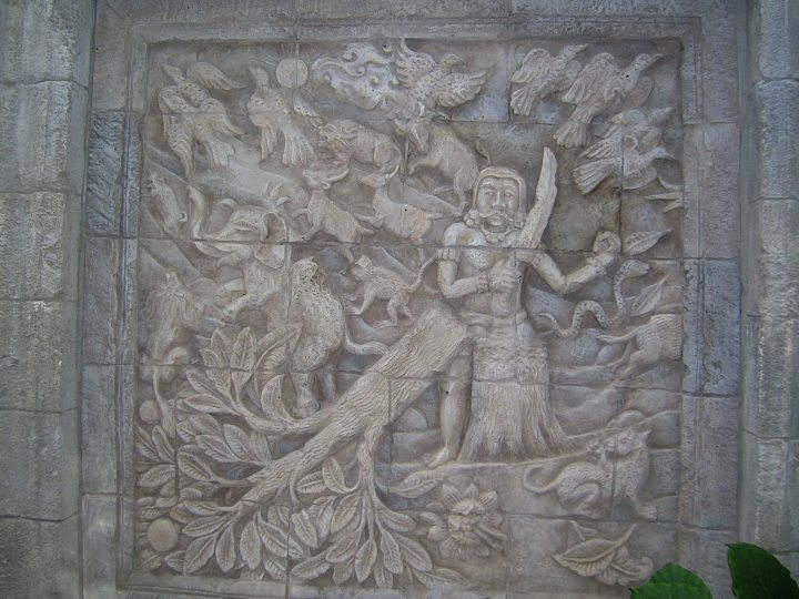 Wall Carving 3