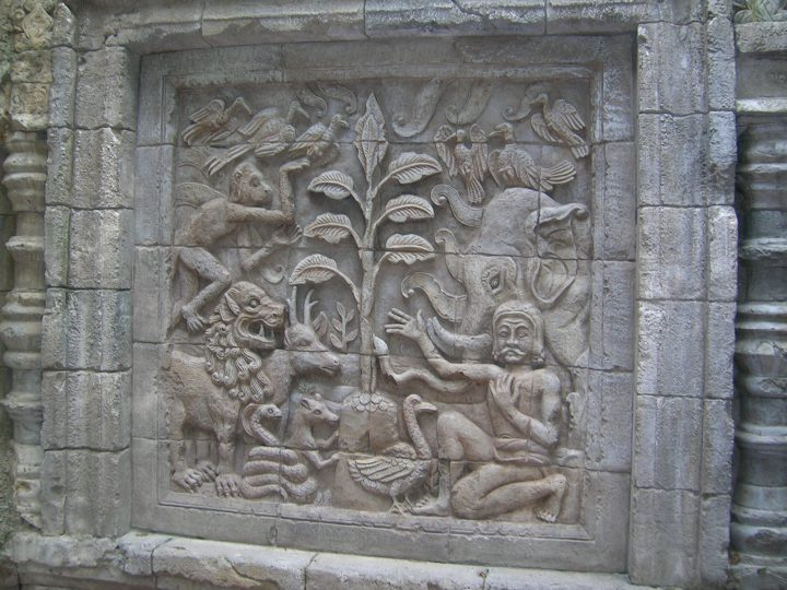 Wall Carving 5