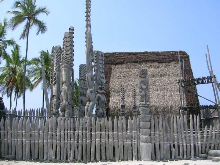 Hale o Keawe temple