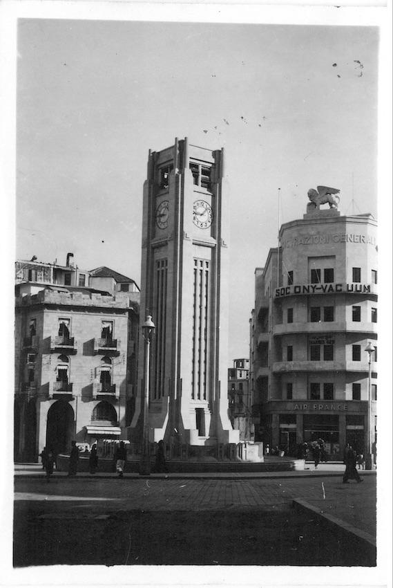 Lebanon - Beirut Town Clock