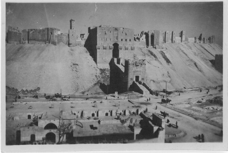 Entrance of Citadel