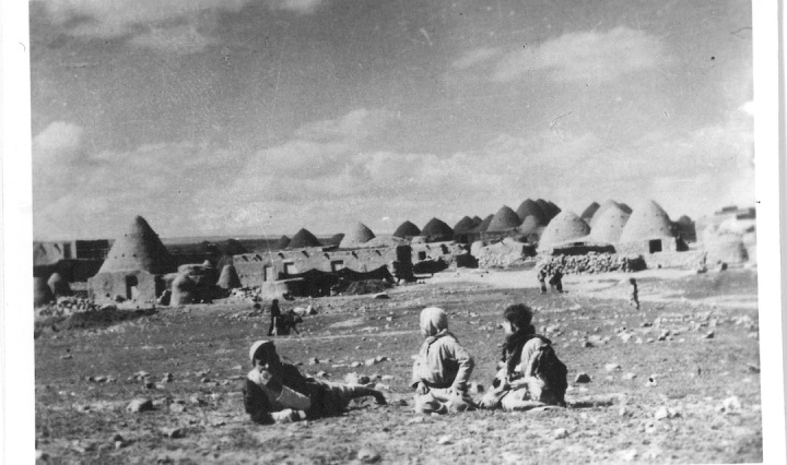 Syria - Native Beehive Village