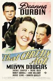 That Certain Age (1938)