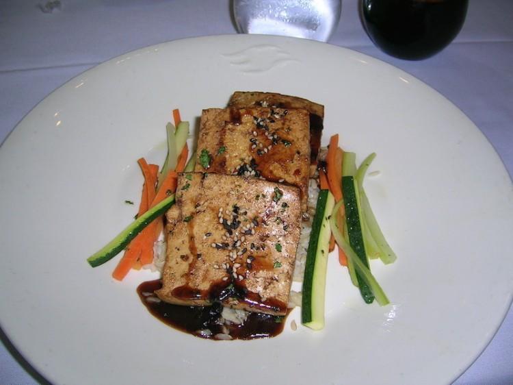 Asian style tofu