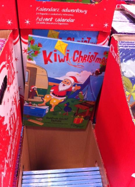 Kiwi Christmas Advent Calendar