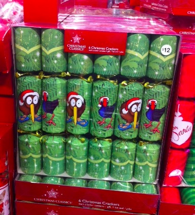 Kiwiana Christmas Crackers