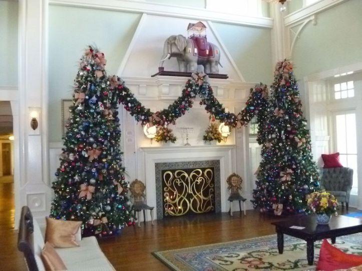 Decorations at the BoardWalk Inn
