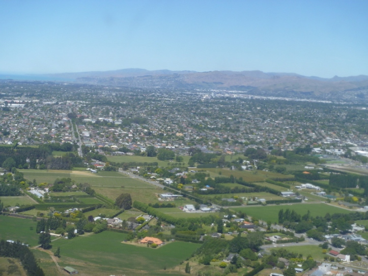On a beautiful, sunny spring day I left Christchurch on an Air New Zealand plane for Queenstown ...