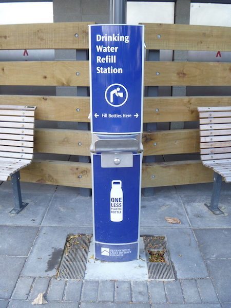 And decided that these should be mandatory in all cities ...