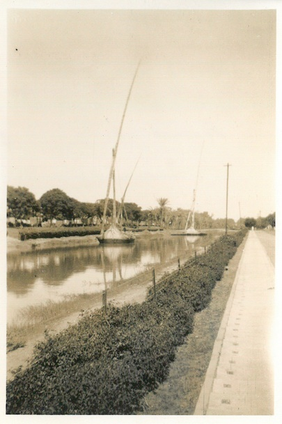 Sweet Water Canal - Ismailia (unknown date)