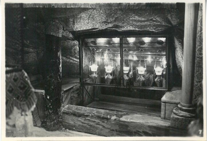 The Manger Church of Nativity - Bethlehem