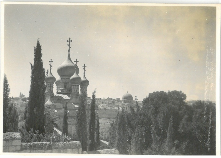 Church of Virgin Mary - Jerusalem