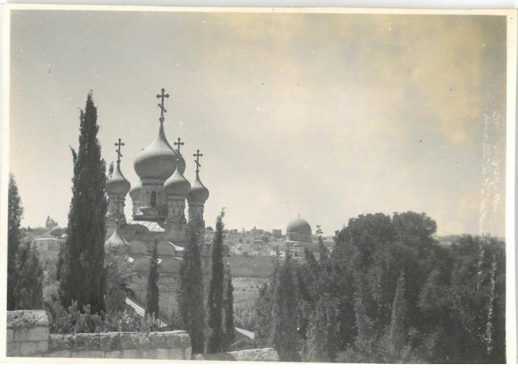 Church of Virgin Mary - Jerusalem