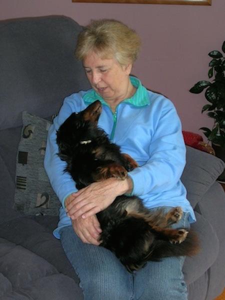 He loved his Grandma