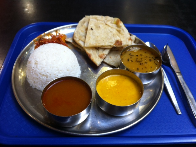 Everest Cafe - Vegetarian Thali