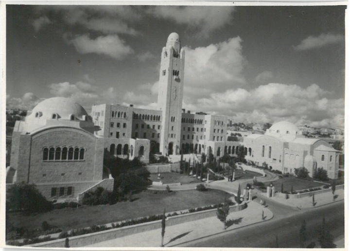 From view of American YMCA