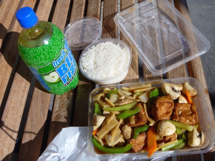 Lakeside Chinese takeaways