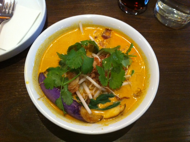 Madam Woo - Curry Laksa Noodle Soup