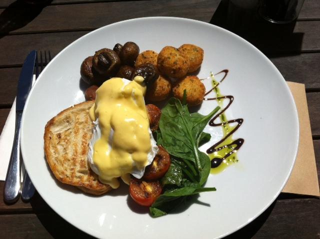 Nichol's - Vegetarian Breakfast
