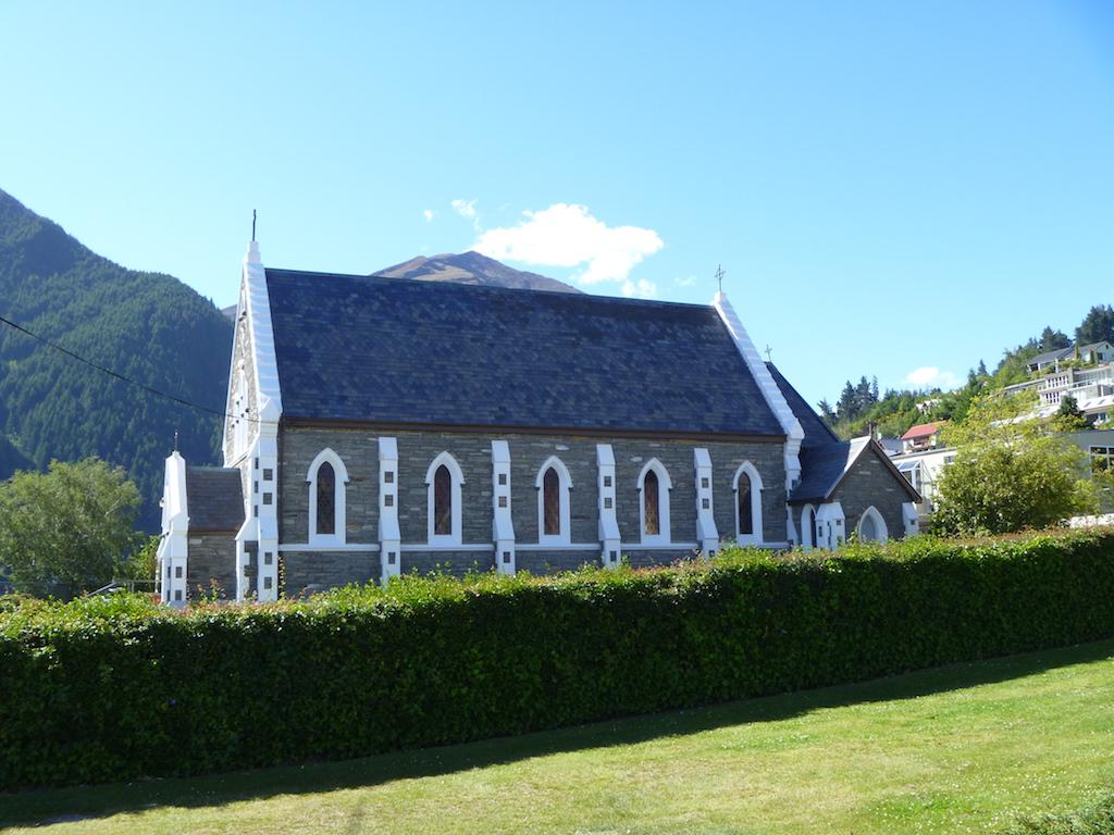 St  Joseph's Catholic Church – Queenstown, New Zealand   14