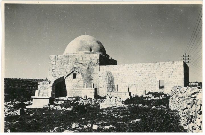 Rachel's Tomb - On road between Jerusalem & Bethlehem