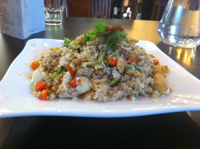 Saigon Kingdom - Vegetarian Fried Rice