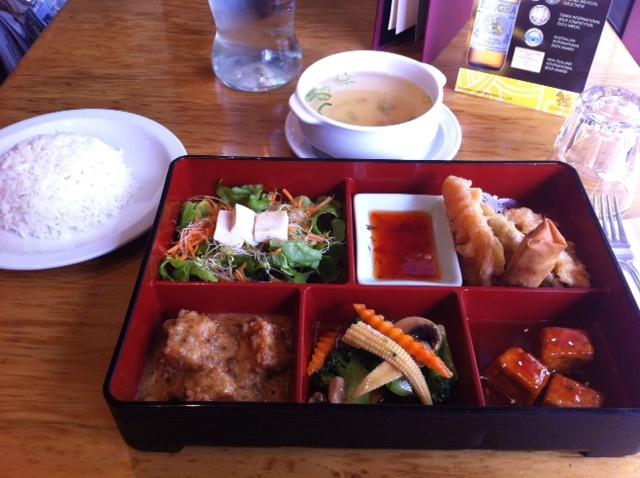 Tham Nak Thai - Vegetarian Box