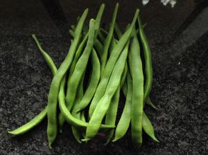 Beans on the slab