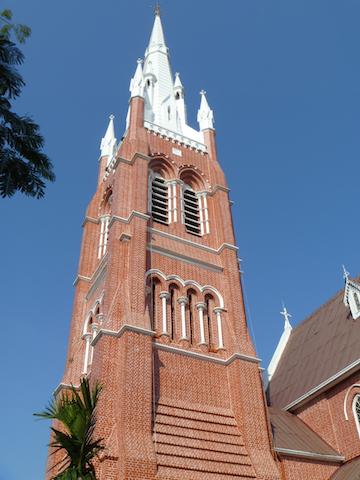 Holy Trinity Cathedral - Yangon, Myanmar